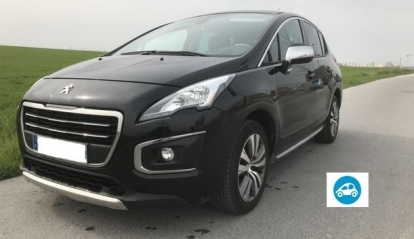 Peugeot 3008 allure 1.6 HDI