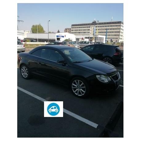Volkswagen eos 2.0l 140 fap
