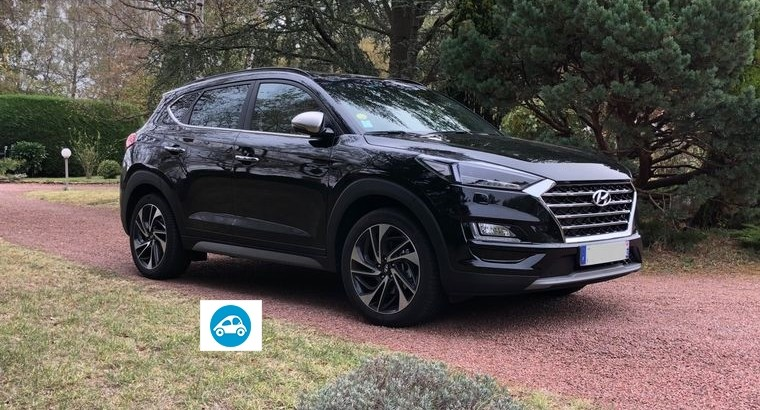 Hyundai Tucson 1.6 CRDi 136 DCT-7 Executive 2019
