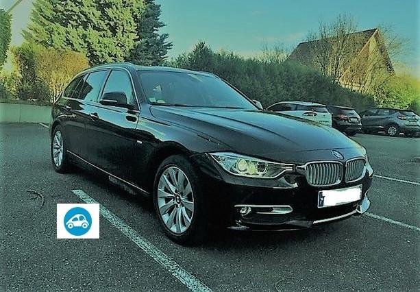 BMW 318 DA F31