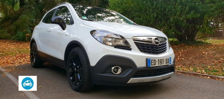 Opel Mokka 1.4 i Turbo Cosmo pack 4x2