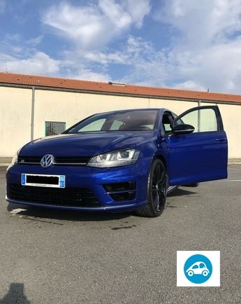 Volkswagen Golf 7r 300