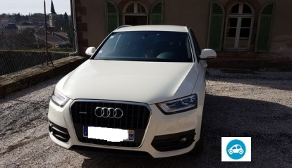 Audi Q3 SLINE 2.0 TDI QUATTRO S TRONIC