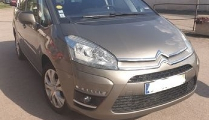 Grand c4 picasso hdi 110 7 places