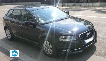 Audi a3 sportback 1.6l tdi 105 cv 2012