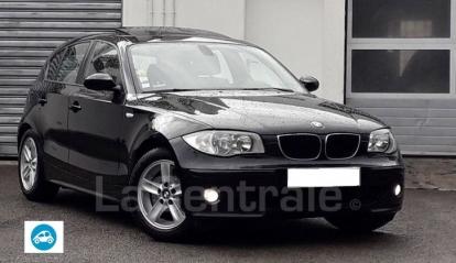 BMW SÉRIE 1 BVA PACK LUXE