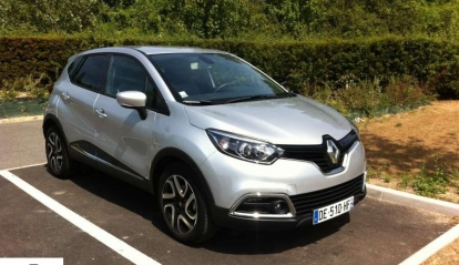 Renault captur 1.5 dCi Intens EDC Eco2