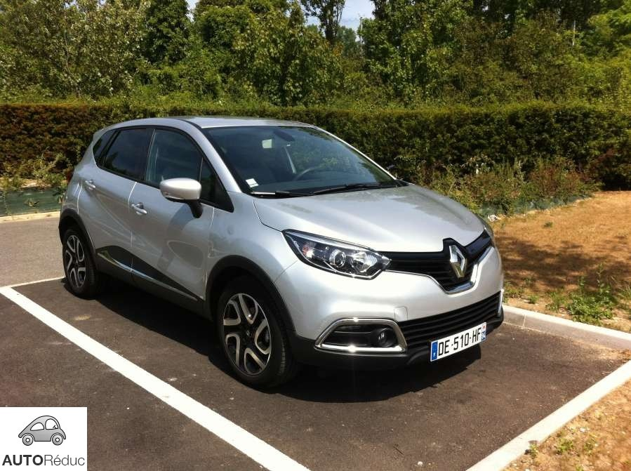 achat renault captur 1 5 dci intens edc eco2 d 39 occasion pas cher 15 000. Black Bedroom Furniture Sets. Home Design Ideas