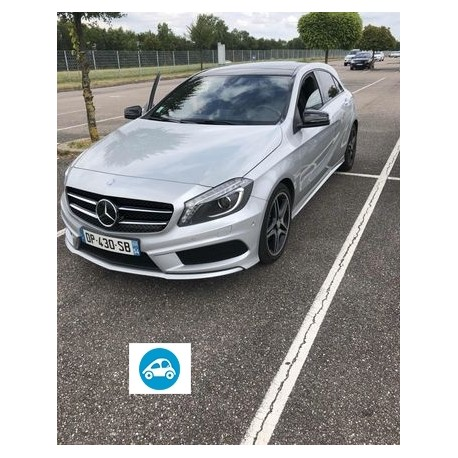 Mercedes Classe A 180 AMG CDI Fascination 7D-GCT
