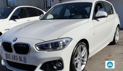 BMW Série 1 LCI 118d 150ch