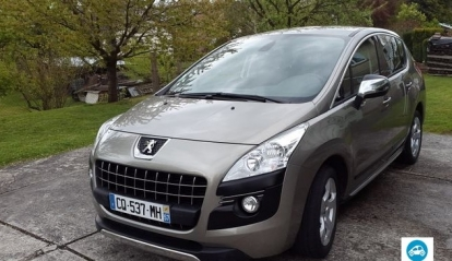 Peugeot 3008 style 1.6HDI faible