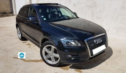 Audi Q5 AVUS QUATTRO 2010