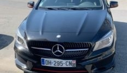 MERCEDES CLA 220-FASCINATION-FULL-AMG