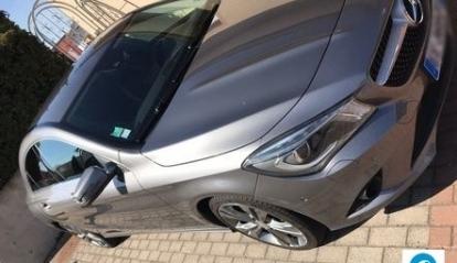 Mercedes CLA 220 2013