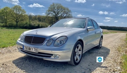 Mercedes E 500 Avantgarde