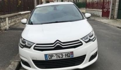 Citroën C4 année 2015 2015