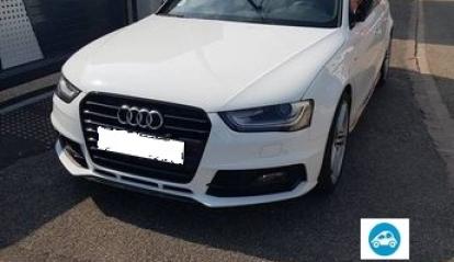 Audi A4 Avant S-line 2015