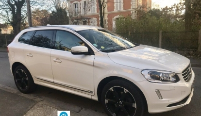 Volvo XC60 D4 181ch Summum Geartronic 8