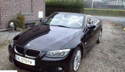 BMW Serie 3 E93 Cabriolet M3 Pack M3