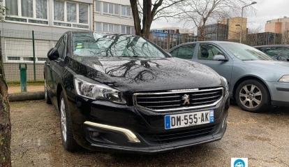 Peugeot 508/163cv/ 2014