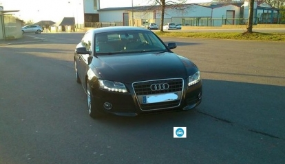 A5 sportback 170 dpf ambition luxe cuir gps mmi