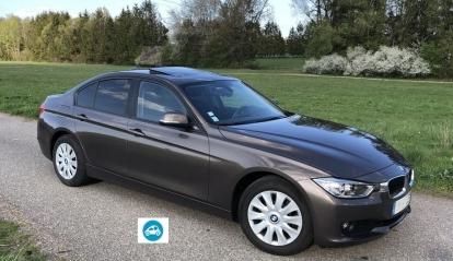 BMW 318d 143 révisée + CT vierge 2012