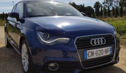 Audi A1 1.6tdi Ambition Luxe