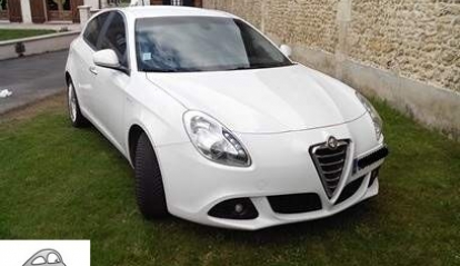 Alfa Romeo Guilietta 1.6 JTDM Exclusive