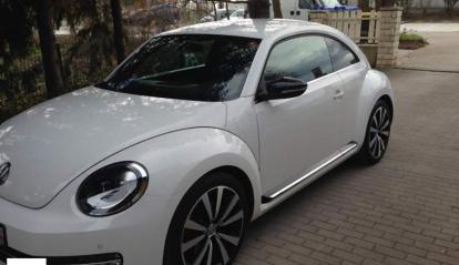 Volkswagen Coccinelle 2.0 TSI 200 CH