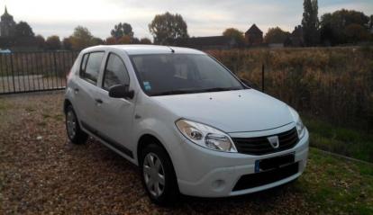 Dacia Sandero 1.4 MPI 75 GPL Ambiance