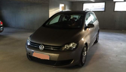 Volkswagen Golf Plus 2.0 TDI 110 CH