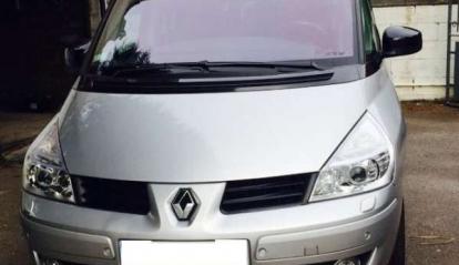 Renault Espace Alyum 2.0 DCI FAP