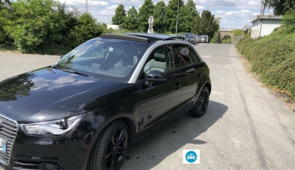 audi A1 sportback ambition luxe s tronic
