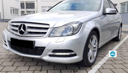 mercedes classe C 220 BLUEEFFICIENCY AVANTGARDE