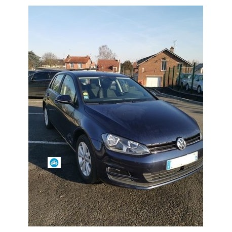 volkswagen golf 7 confortline bluemotion technology