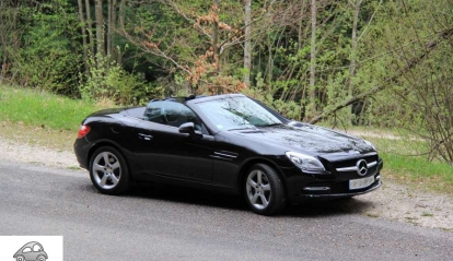 Mercedes SLK 200 BlueEfficiency BVA
