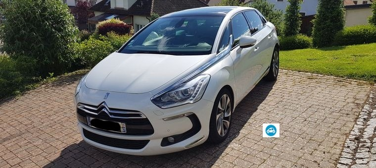 Ds Ds5 sport chic