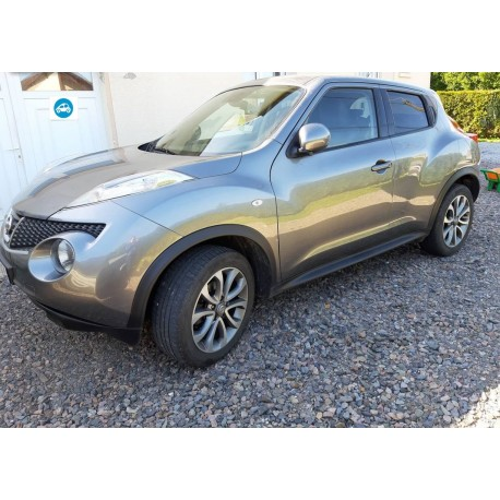 nissan juke connet edition