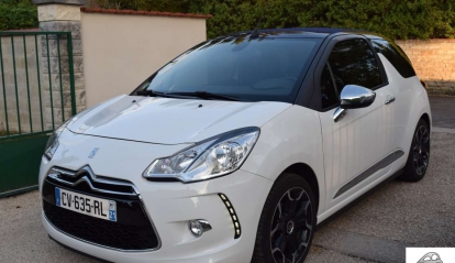 Citroën DS3 Cabriolet HDI Airdream So Chic