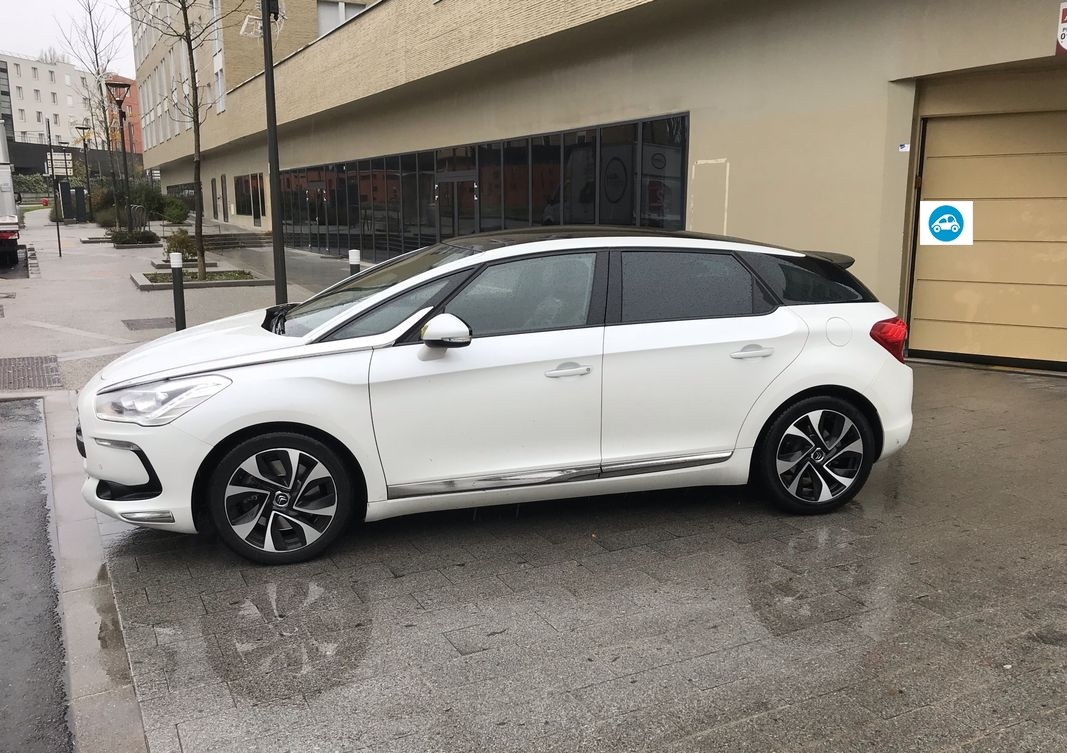 Ds Ds5 sport chic S&S