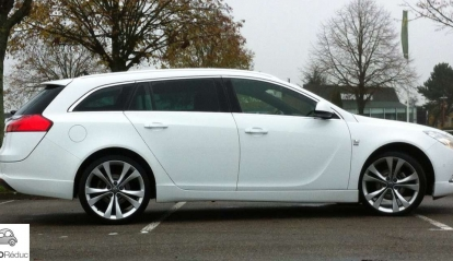 Opel Insignia Sport Tourer 2.0 CDTI Cosmo Pack OPC Line