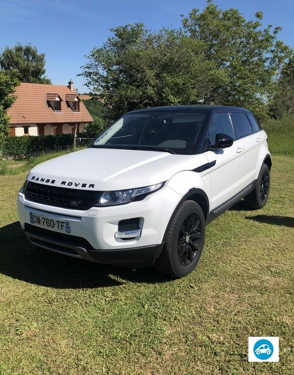 land rover range rover evoque pure pack tech
