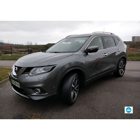 nissan X trail techna all mode