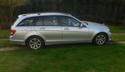 Mercedes Classe C Break 180 CDI Finition Classic BlueEfficiency