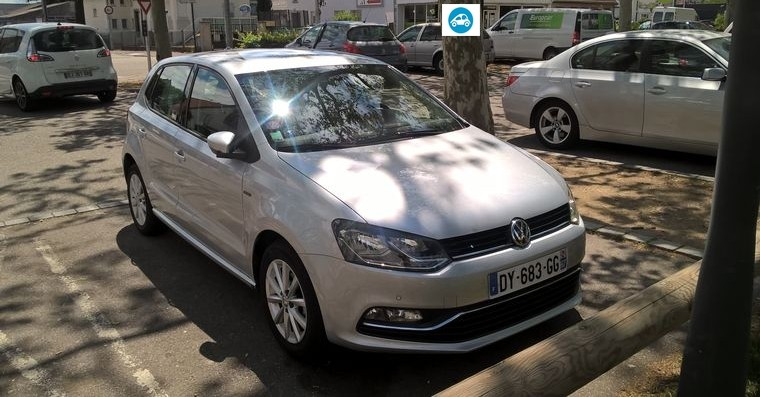 volkswagen polo lounge bluemotion confortline