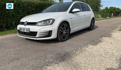 volkswagen golf 7 gt sport & sound
