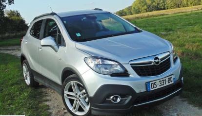 Opel Mokka 1.6 CDTI ECOFLEX