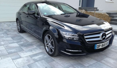 Mercedes CLS 250 CDI Coupé BlueTec BVA 7 Full Options