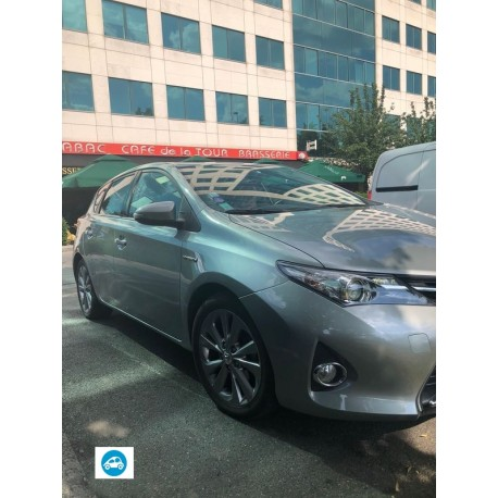 toyota auris dynamic