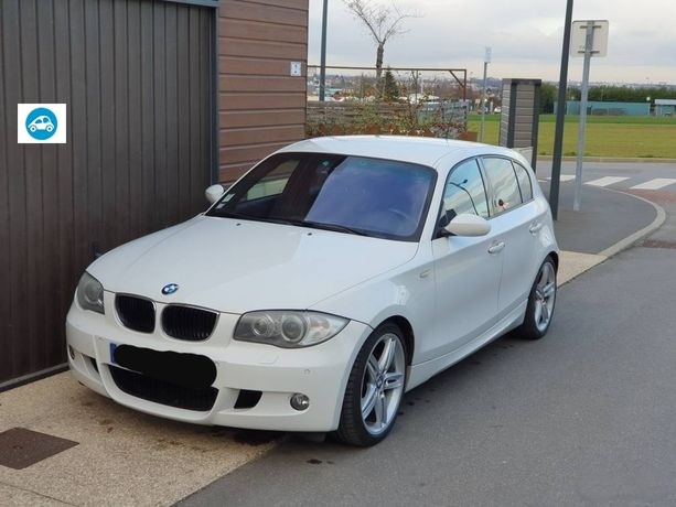 bmw serie1 pack M